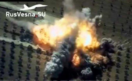 СРОЧНО: «Это вам за пацанов!» — армия России атаковала лагерь чеченских боевиков (ВИДЕО)