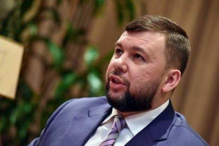Глава ДНРпосетил восстановленное после обстрела производство (ФОТО)