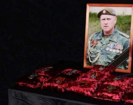 «Воин, герой, защитник»: подло убитый командир армии ЛНР (ФОТО, ВИДЕО)