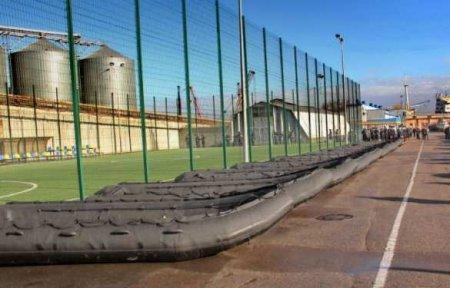 «Шах имат, вата»: ВМС Украины получили резиновые лодки из США (ФОТО)