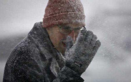 Чёрная метель: в Москве начинается снежный апокалипсис (ФОТО, ВИДЕО)