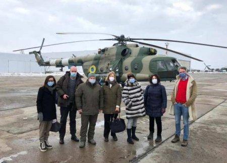 Послы стран «Большой семёрки» прокомментировали поездку с Зеленским на Донбасс (ФОТО)