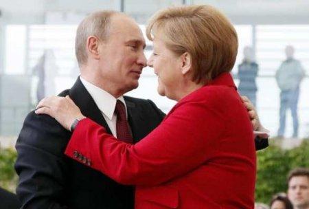 Москва и Берлин ставят на место ненасытный Вашингтон
