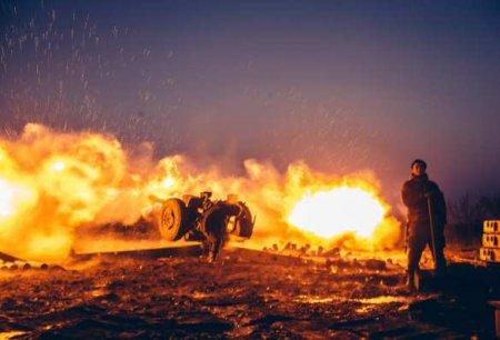 Названы главные горячие точки на Донбассе
