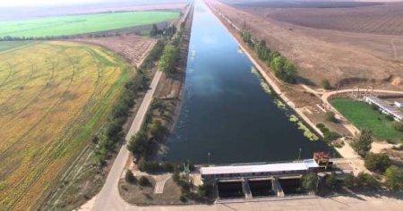 Украина планирует достроить дамбу на Северо-Крымском канале, чтобы лишить воды Крым