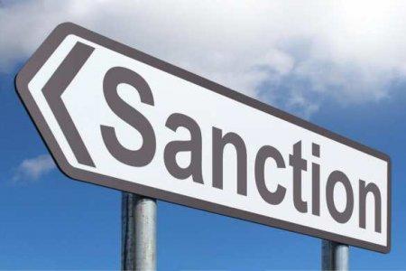 Украина ввела санкции против россиян и Медведчука (ВИДЕО)