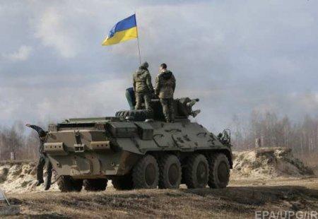 Прибывшие на Донбасс «захысныкы» начали резать местных жителей (ВИДЕО)
