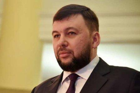 Глава ДНР рассказал обударах возмездия поВСУ ивозможности для украинцев привиться вРеспублике