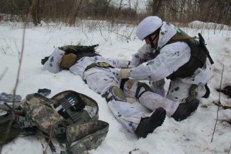 Обострение наДонбассе: у украинских оккупантов много раненых