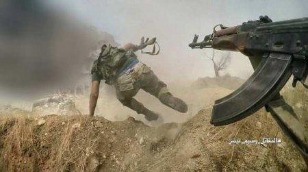 Важная операция в Сирии сорвана огневым ударом и действиями турок (ВИДЕО)