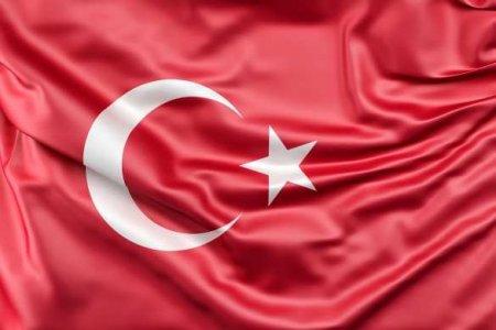 Автомобиль с турецким флагом перекрыл движение в Москве (ВИДЕО)