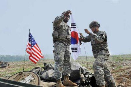 Корея финансирует армию США