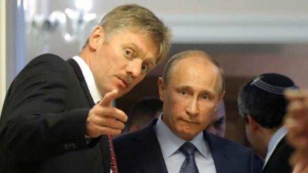 В Кремле прокомментировали возможность встречи Зеленского с Путиным