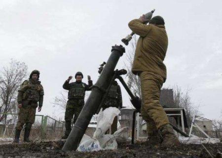 Враг нанёс удары по ЛНР и поплатился: силы ВСУ подавлены ответным огнём (ФОТО, ВИДЕО)