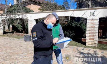 В Одессе на частный дом с дрона сбросили гранату (ФОТО)