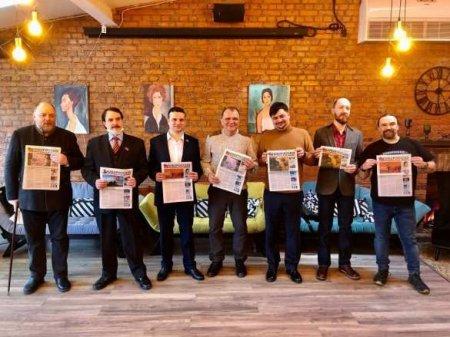 Московская интеллигенция обсудила доктрину «Русский Донбасс» (ФОТО, ВИДЕО)