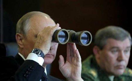 Владимир Путин бьёт в «яблочко»: британцы о новом оружии России