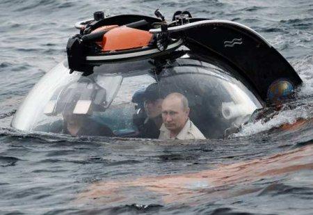 «Жидкое оружие Путина» не только пугает Европу, но и может спасти её жителей