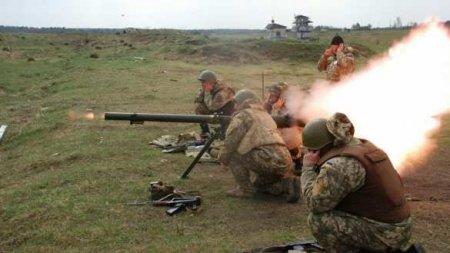 Обострение на линии фронта, у Армии ЛНР есть потери