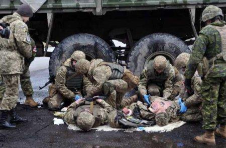Смерть догнала украинского оккупанта в Донбассе