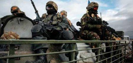 Каратели ударили по всей линии фронта в ЛНР (ВИДЕО)