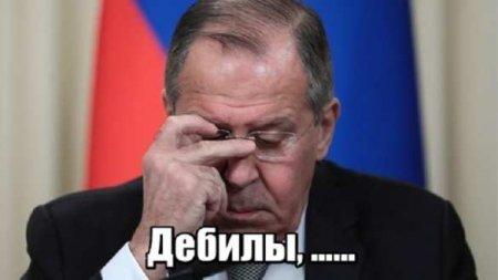 Этоможет плохо кончиться: Лавров овозможном срыве Киевского режима (ВИДЕО)