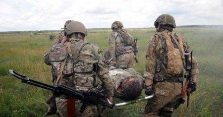 ВСУ несут потери — заявление штаба «ООС»