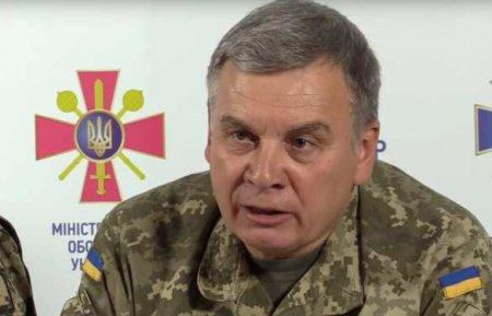 «Россия может готовить грузинский сценарий»: министр обороны Украины в панике просит помощи у Макрона