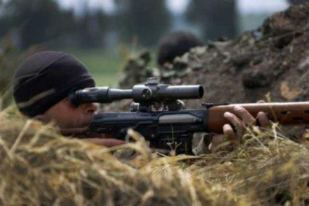 Военнослужащий Армии ЛНР погиб от рук украинского снайпера (ФОТО)
