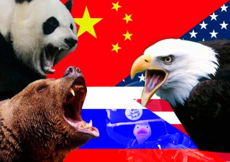 «Однобокие меры гегемона»: заявлениеКитая по новым санкциям СШАвотношении России