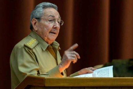 Рауль Кастро покинул пост главы Компартии Кубы