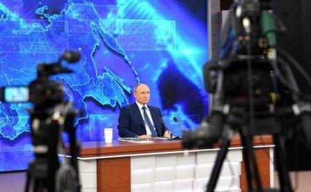 Послание Путина — объявление опереходе России вновую историческую эпоху