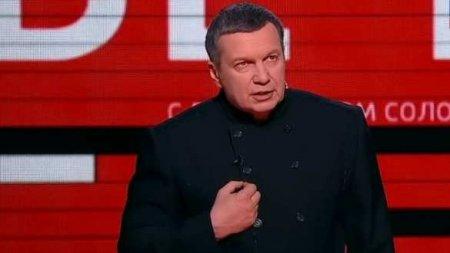 Соловьёв ответил на призыв Зеленского к Путину встретиться в Донбассе