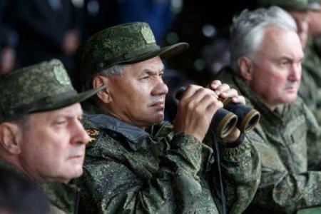 Проверка боеготовности Армии: Шойгу прибыл вКрым (ВИДЕО)