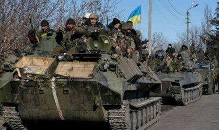 Донбасс: с уничтоженного военного автомобиля ВСУ испарились два боевика (ФО ...