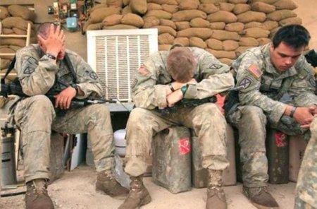 Американские солдаты жалуются на потерю слуха из-за некачественных беруш