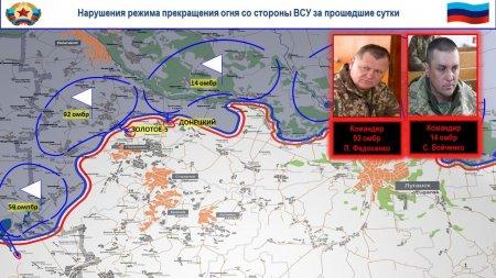 На оккупированной Луганщине боевику ВСУ местные жители сломали челюсть (ФОТО, ВИДЕО)
