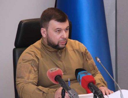 Пушилин оценил идею Зеленского об «изменении Минских соглашений»