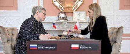 После скандала сфлагом российская спортсменка защитила титул чемпионки мира
