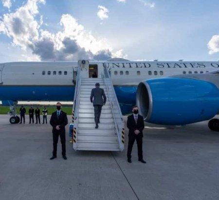 Блинкен подвёл итоги визита на Украину (ФОТО)