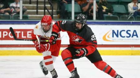 Финал Россия — Канада. Завершился юниорский ЧМ по хоккею (ФОТО)