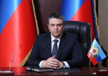 Говорил с Медведчуком, готов говорить с Зеленским, — Глава ЛНР (ВИДЕО)