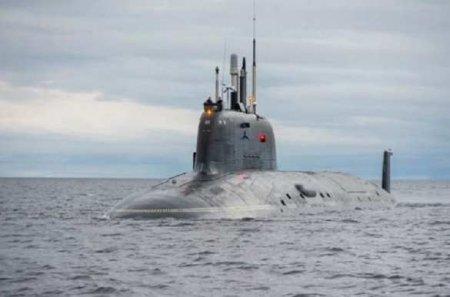Атомный подводный ракетный крейсер «Казань» вошёл в состав ВМФ (ФОТО)
