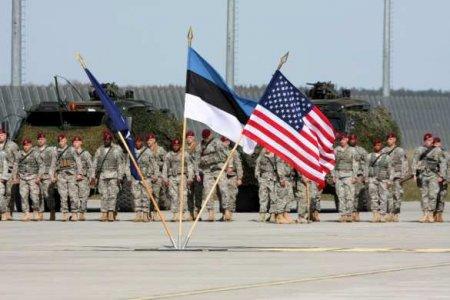 США высадили в Эстонии крупнейший десант за 25 лет