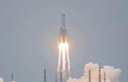 Обломки тяжёлой китайской ракеты упали наЗемлю (+ВИДЕО)