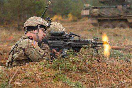 США хотят перебросить войска из Афганистана ближе к России, — Wall Street J ...