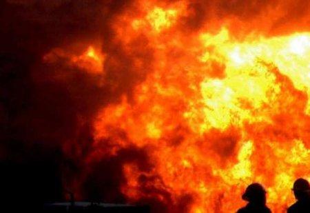 Мощный взрыв в порту израильского города после удара ХАМАС (ВИДЕО)