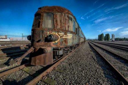 ЭтоУкраина: пассажиров поезда окатило вонючей водой