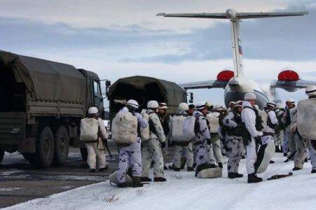 «Нам конец»: британцы напуганы российской военной базой в Арктике