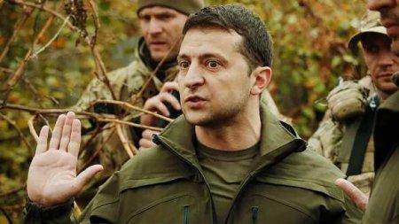 Зеленский рассказал озаморозке войны наДонбассе (ВИДЕО)